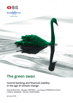 The Green Swan report cover
