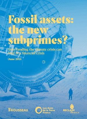 Fossil fuel: the new subprimes?