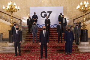 Finance ministers of the G7 nations