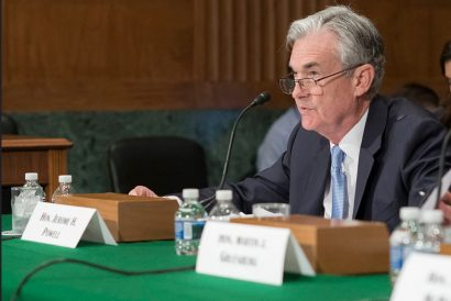 The Feds Jerome Powell: weak on climate change