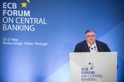 Speaker at the ECB Forum on Central Banking in 2014